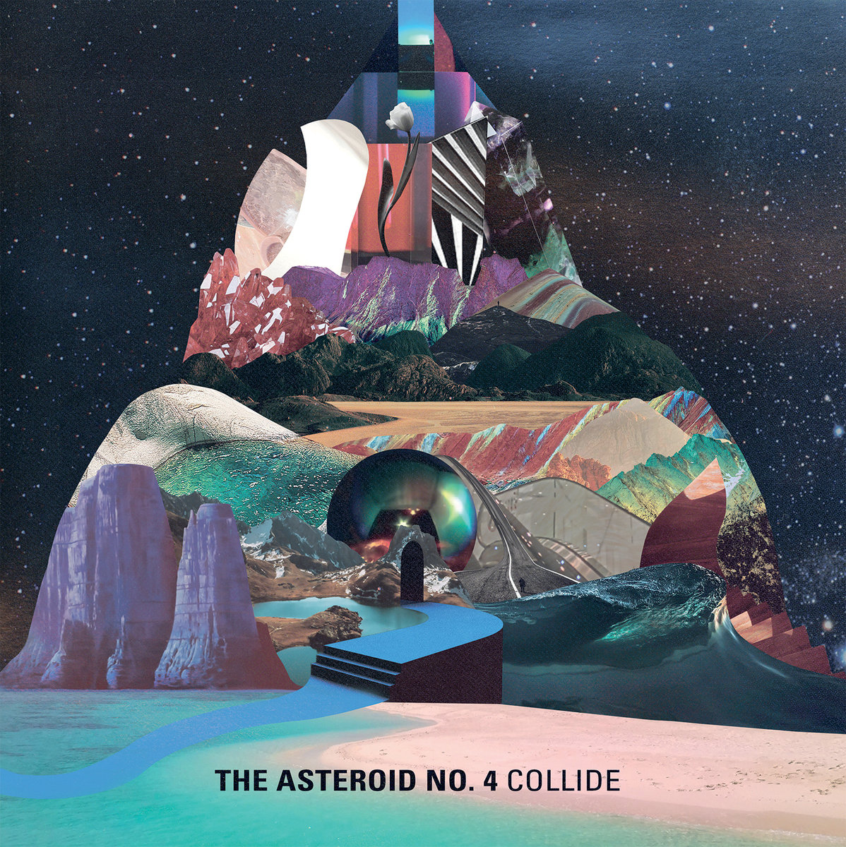 The Asteroid No.4 - Collide