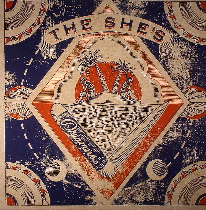 The She's Dreamers (San Francisco 2015)