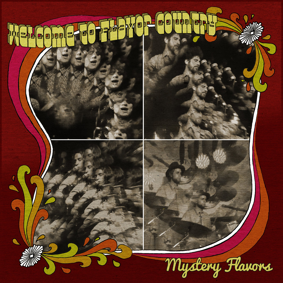 Mystery Flavors Welcome to Flavor Country EP (San Francisco 2018)