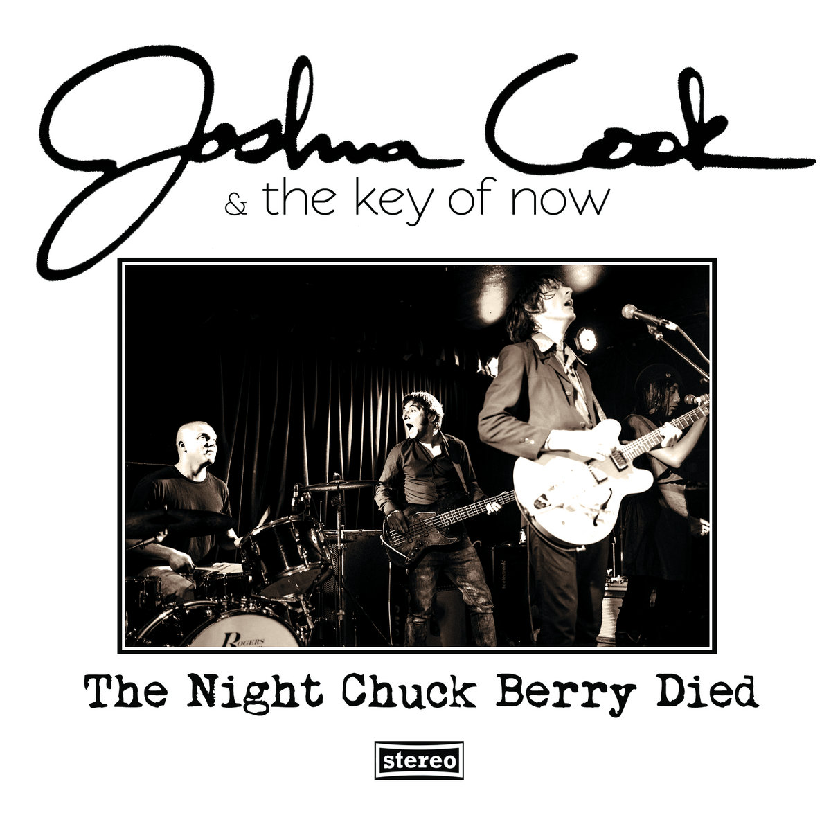 Joshua Cook & The Key of Now The Night Chuck Berry Died (Live!) (Oakland, 2017)