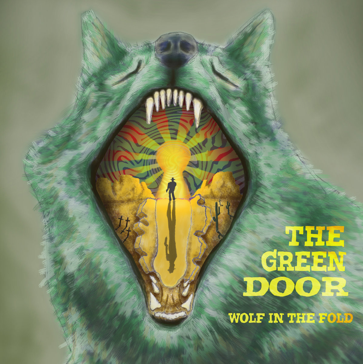 "The Green Door ""Wolf In The Fold"""