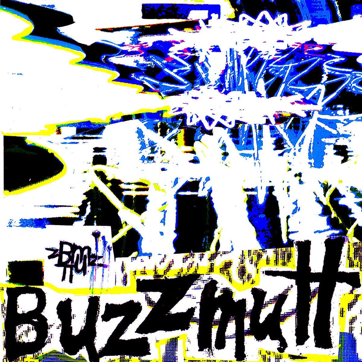 Buzzmutt 'Strange Planes of surveillance' (san francisco, 2014)