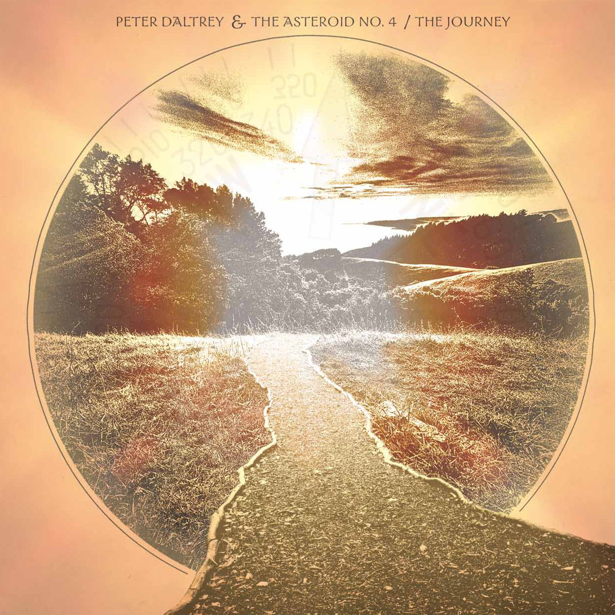 Peter Daltrey & The Asteroid No.4 - The Journey (San Francisco Bay Area, 2013)