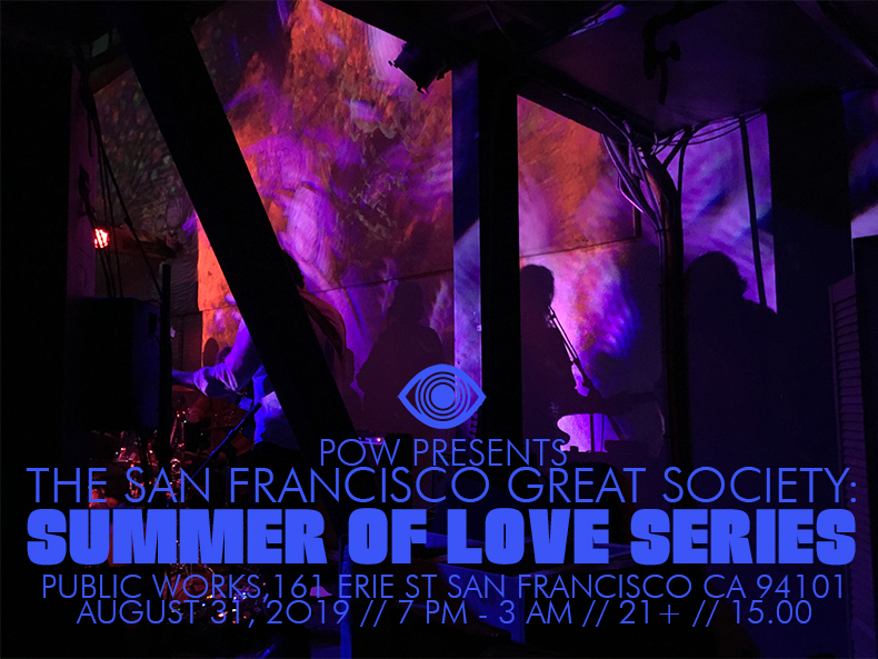 The San Francisco Great Society: Summer of Love series #1